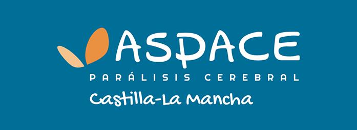 Logo Aspace CLM azul